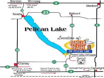 pelican lake manitoba map Norealtyfee Com Pamela Beach On Pelican Lake Sw Manitoba Near pelican lake manitoba map